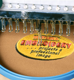 Australian Embroidery - Promotional FX
